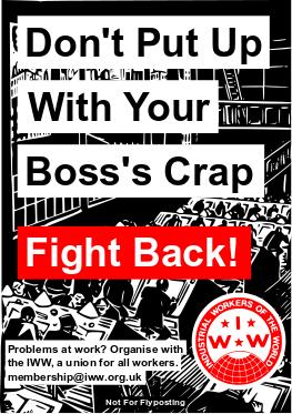 boss crap sticker