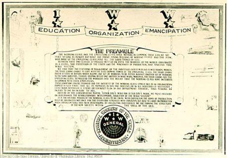 IWW Preamble